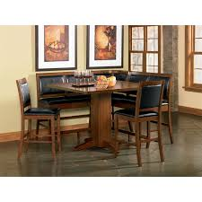 coaster furniture 101791 lancaster dining table in brown