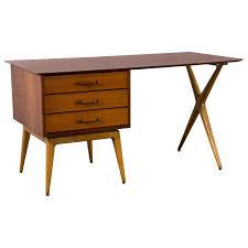 Modern Partners Desk Mid Century Modern Partners Desk By Renzo Rutili Partners Desk