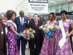 mariage congolais le député louis laurent et les combattants congolais un mariage
