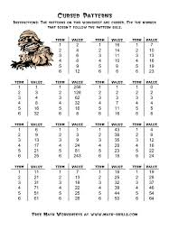 halloween math worksheets for middle math coloring pages