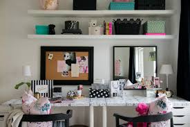 Room Ideas For Teenage Girls Diy by Teen Bedroom Makeover The Desk U0026 Vanity Diy Room Decor Youtube