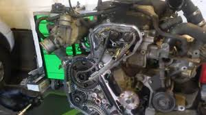 nissan navara d40 timing chain upgrade kit how to do it youtube