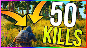 pubg 50 kills pubg highlights 55 50 kills in 10 seconds hacker kills 50