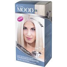 silver blonde haircolor mood haircolor 107 silver blonde eleven se