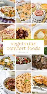 American Comfort Foods Vegetarian Comfort Food Recipes Oh My Veggies
