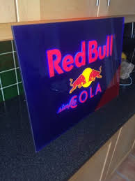 red bull light up sign collectors red bull cola light up sign for sale in lucan dublin