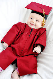 baby graduation cap and gown custom color baby graduation cap and gown 0 3m up to 4t cap