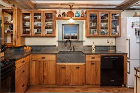 Plywood For Kitchen Cabinets by Farm Style Custom Cabinets Stauffer Woodworking