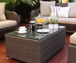 wicker outdoor furniture cane wicker virofiber furniture sydney