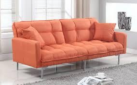 Orange Sofa Bed by Futons Sofa Beds Sleeper Sofa U0026 Futon Sofamania