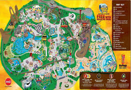 Six Flags Great America Jobs Great America Park Map Grahamdennis Me