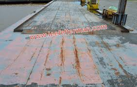 Barge Draft Tables Barges For Sale Lee Felterman U0026 Assoc
