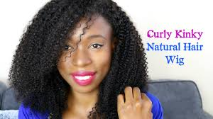 how to fix kinky weave on natural hair how to blend my natural hair to kinky curly weave wig 4c hair