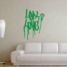 lax love graffiti removable lulagraphix wall decal lulagraphix lax love graffiti removable lulagraphix wall decal