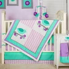 Pink And Aqua Crib Bedding 10 Piece Crib Bedding Sets Foter