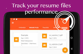 Best Resume App Android by Cv 4 Interview Resume U0026 Jobs Android Apps On Google Play