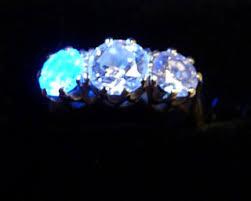 Diamond Periodic Table Precious Diamonds Diamond Fluorescence Viewing Scale Quality