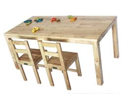 qtoys rectangle kids table on sale eco friendly wood fast