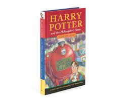 rare edition harry potter philosopher u0027s stone