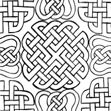 celtic coloring pages google search coloring zen relaxation