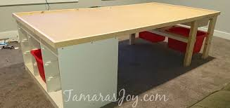 Diy Lego Table by Diy Lego Table Ikea Hack Tamara U0027s Joy