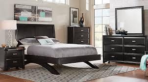 Headboard Nightstand Combo Affordable Queen Bedroom Sets For Sale 5 U0026 6 Piece Suites