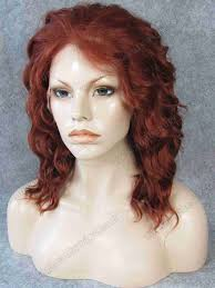 African American Clothing Catalogs N17 350 Reddish Auburn Short African American Hair Synthetic Lace