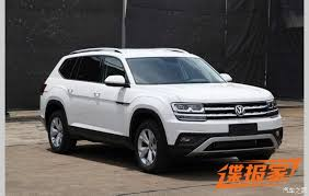 new volkswagen car forget the teramont vw will name its new suv the atlas