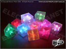Cube Lights Magic Cube Lights From Electric Planet