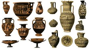 Greek Vase Design Bbc Bitesize What Do We Know About Ancient Greek Culture
