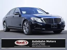mercedes s class 2015 sedan certified used 2015 mercedes s class for sale in belmont ca