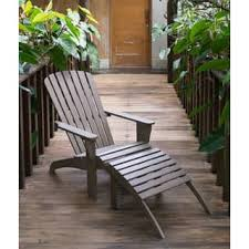 Adirondack Chair With Ottoman Adirondack Chairs For Less Overstock