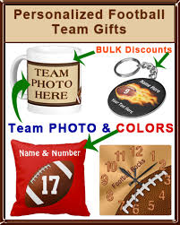 engraved football gifts personalized gifts for football players and team