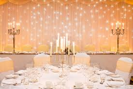 wedding backdrop gold wedding chair covers hire pretty chairs in sheffield