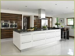 High Gloss Black Kitchen Cabinets Interior And Exterior High Gloss Kitchen Cabinets Cooking Area