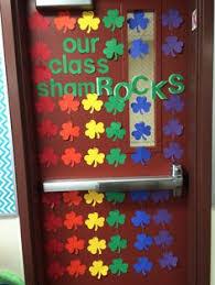 day door decorations st patricks day classroom door decorations st s day door