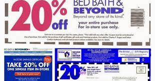 bed bath beyond 20 off washington briefs bed bath and beyond printable coupon