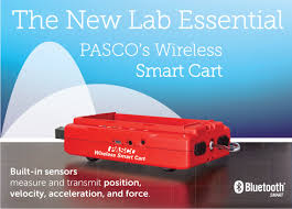 wireless smart cart pasco
