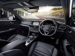 Optima Kia Interior All New Optima Sportswagon