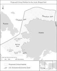 Map Of Juneau Alaska by Federal Register Endangered And Threatened Species Designation