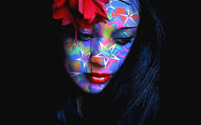 Paint Colorful - face painting colorful artist hd 4k wallpapers