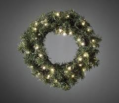 circle wreath with led lights gardensite co uk