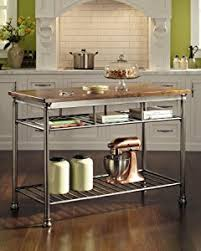 homestyle kitchen island amazon com home styles the orleans kitchen island kitchen dining