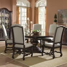 small elegant coaster fine furniture cresta round pedestal dining