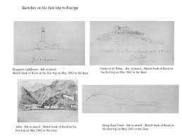 ppt sketches made by dr jose p rizal powerpoint presentation