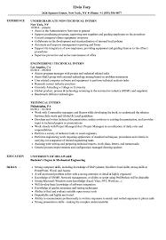 free resume template layout sketchup program car remote technical intern resume sles velvet jobs