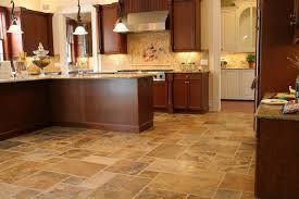 kitchen tile floor ideas flooring ideas right kitchen tile flooring for the comfortable