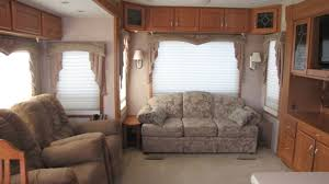 Tv In Front Of Window by Used 2006 Drv Mobile Suites 36tk3 Fifth Wheel 525502 Rvhotline