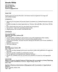 Sample Resume For Recruiter Position by Rrrrrrrrrrrrrrrrsrikanth Opt Recruiter Resume 2 It Recruiter
