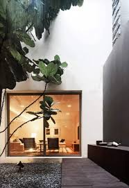 glass box architecture impressive glass box house by beige design